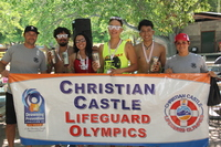Lifeguard Olympics